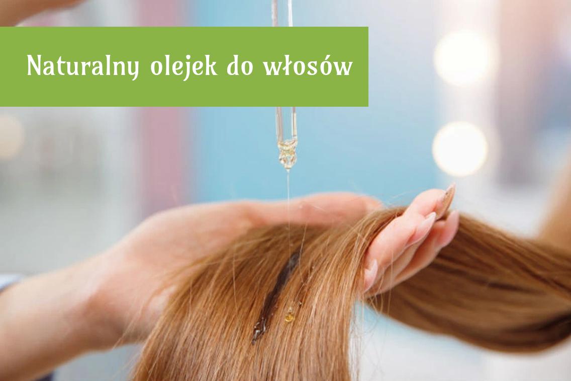 Oleje do włosów